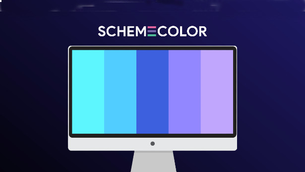 Scheme Color - Μία βάση δεδομένων με άπειρες παλέτες χρωμάτων για κάθε χρήση