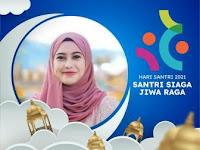 Twibbon Hari Santri Nasional 2021, Terbaru