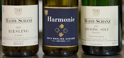 German Riesling Wines