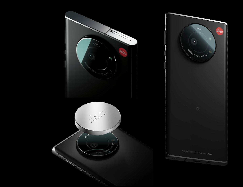 Das Leica LEITZ PHONE 1   1-Zoll-Bildsensor im Smartphone