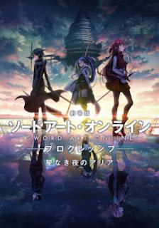 Sword Art Online: Progressive Movie - Hoshi Naki Yoru no Aria Opening/Ending Mp3 [Complete]