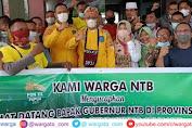 Gubernur Bersama Danrem 162/WB Beri Semangat Para Atlet NTB di PON XX Papua
