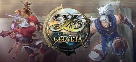 Ys Memories of Celceta-GOG