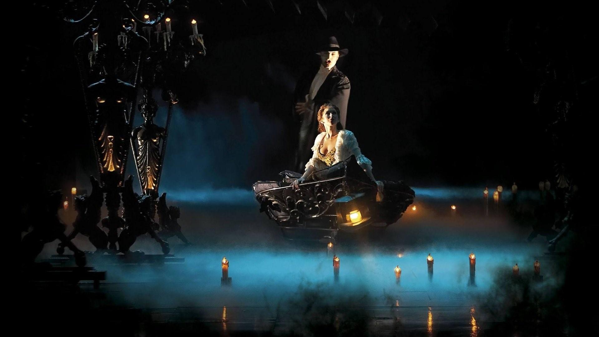 phantom of the opera wallpapers