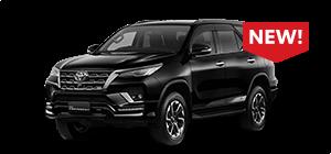 All New Toyota Fortuner gr sport