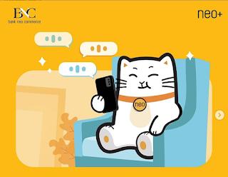 Cara Login Neo+ Plus Tanpa Verifikasi Wajah Muka Agar Berhasil Masuk Dapat Reward Kode Referral LT2N22  Bank BNC Terbaru