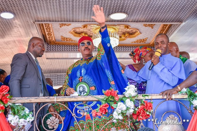 Anambra Guber: Maduka, the kind of governor needed to rescue Anambra this time - Fr. Mbaka