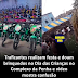 Traficantes realizam festa e doam brinquedos no Dia das Crianças no Complexo da Penha e vídeo mostra confusão