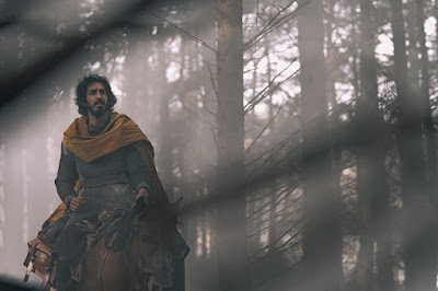 The medieval fantasy epic The Green Knight (2021) has been released on DVD, Blu-ray and 4K Ultra H.