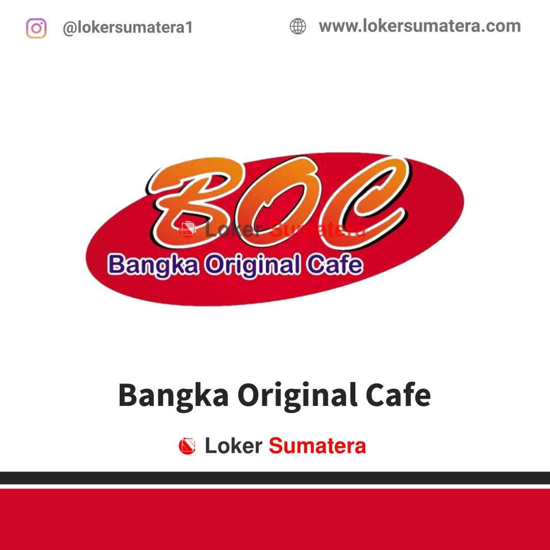 Bangka Original Cafe Bangka Belitung