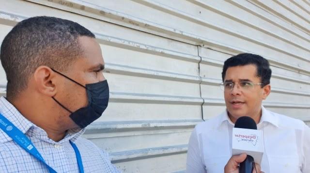 David Collado destaca  expectativas rumbo a FITUR 2022. Resalta excelentes cifras turismo octubre.