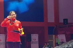 Karateka Peraih Perak SEA Games Sumbang Emas untuk DKI Jakarta