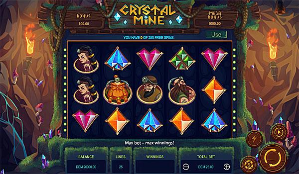 Main Gratis Slot Indonesia - Crystal Mine Mancala Gaming