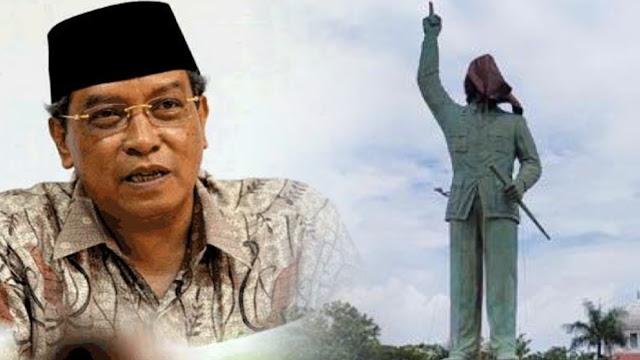 Said Aqil: InsyaAllah Patung Bung Karno Menambah Barokah Kota Semarang