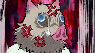 鬼滅の刃アニメ 25話   嘴平伊之助 かわいい Hashibira Inosuke   Demon Slayer Episode 25