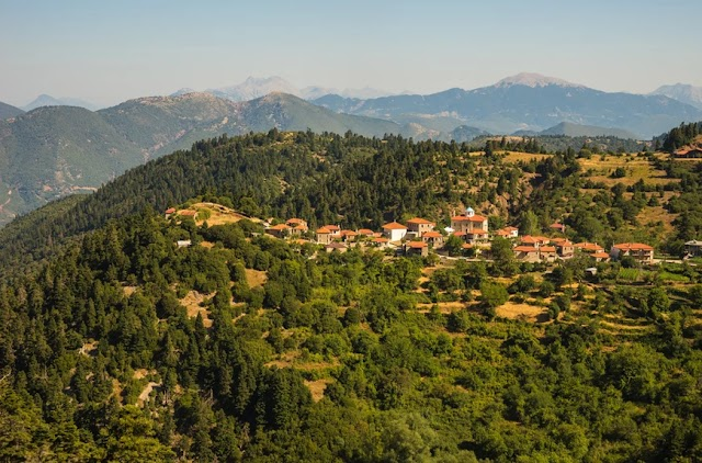 Ευρυτανία – Το υπέροχο χωριό με το όχι και τόσο θελκτικό όνομα