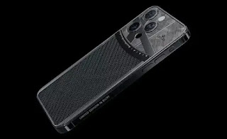 Caviar's Rolex-Inspired iPhone 13 Pro Max-Sabse Mahanga Phone