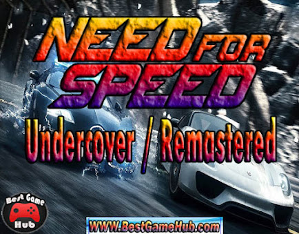 Need for Speed Undercover Remastered PC Game Free Download