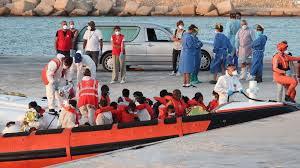 نواذيبو: من جديد' توقيف عشرات المهاجرين السريين السينغاليين  ..