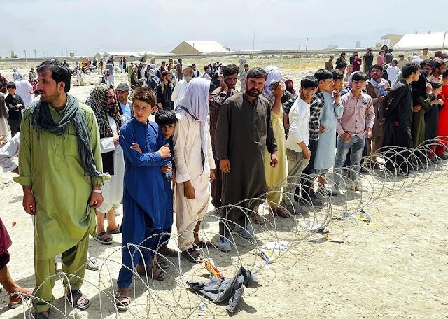 Εκπρόσωπος Αφγανών στην Ελλάδα: Οι Ταλιμπάν δεν έχουν δείξει ακόμη το πρόσωπό τους