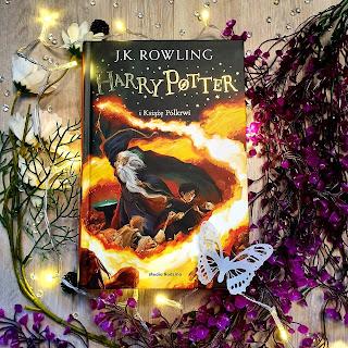 J. K. Rowling - Harry Potter i Książę Półkrwi