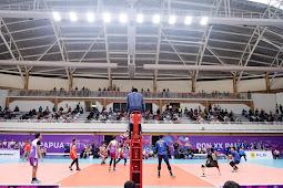 Tim Voli Putra Jawa Barat Kalahkan Jawa Tengah 3-0, Hadapi Jakarta di Final