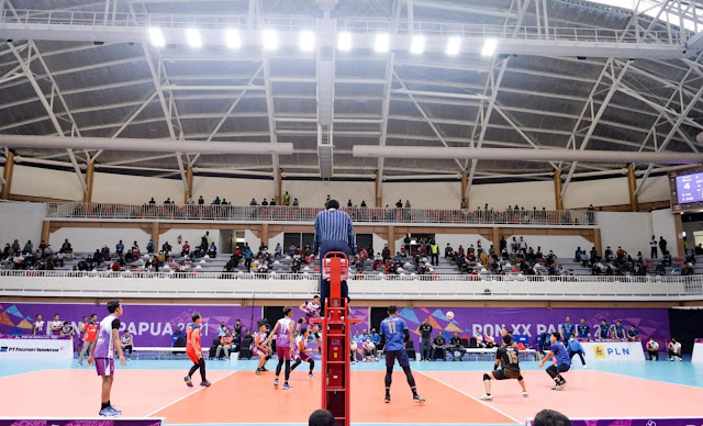 Tim Voli Putra Jawa Barat Kalahkan Jawa Tengah 3-0, Hadapi Jakarta di Final.lelemuku.com.jpg