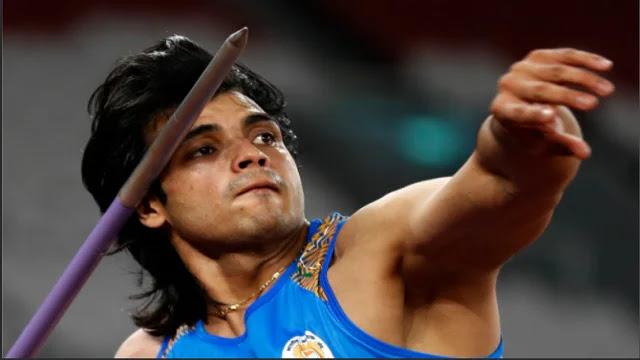 Neeraj-Chopra-at-Olympics