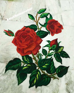 Paint Rangoli Designs