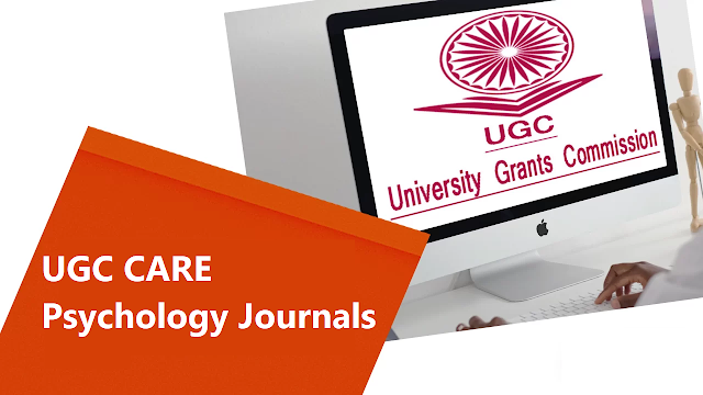 UGC CARE Approved Psychology Journals