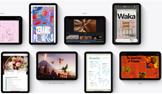 شكاوى من مستخدمي أجهزة iPad mini 6 بسبب تغير لون الشاشة