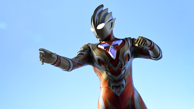 Ultraman Trigger Episode 12 Subtitle Indonesia