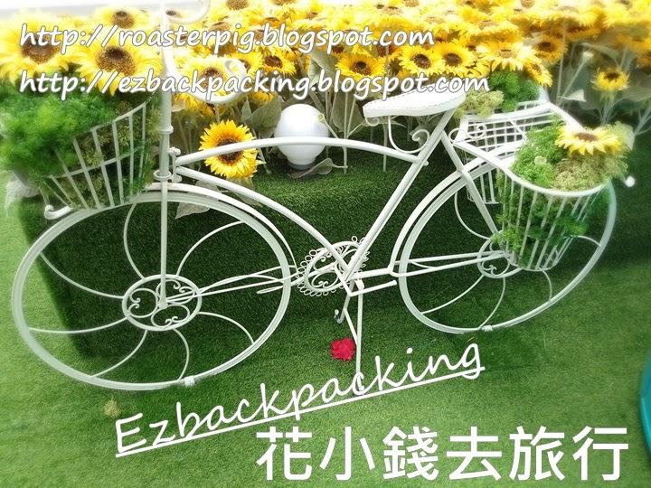 元朗Yoho Mall白鷺花園單車