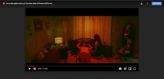দ্যা ডার্ক সাইড অফ ঢাকা ফুল মুভি   The Dark Side of Dhaka Full HD Movie Watch