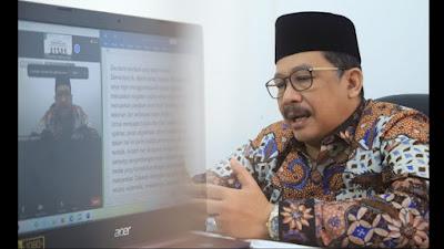 Wamenag Ajak Ormas Islam Saling Sinergi Kampanyekan Moderasi Beragama