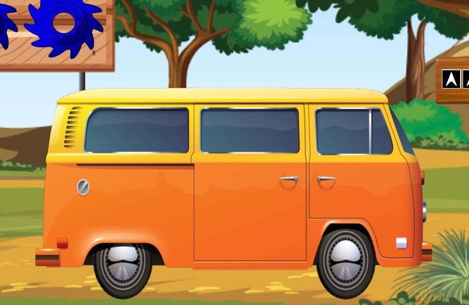 Play Games2Escape Photographer Van Escape