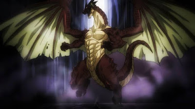 Powerful Dragons Of Fairy Tail