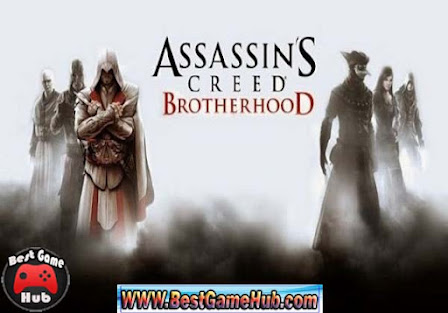 Assassins Creed Brotherhood Full Version PC Game Free Download