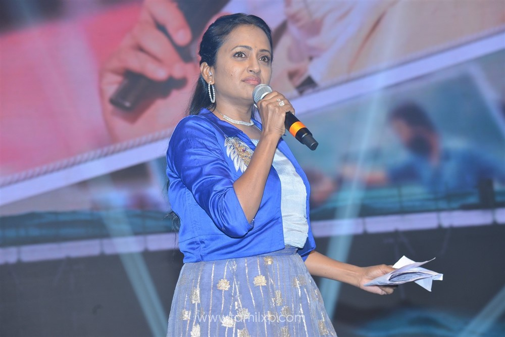 Maha Samudram Pre Release Event Stills