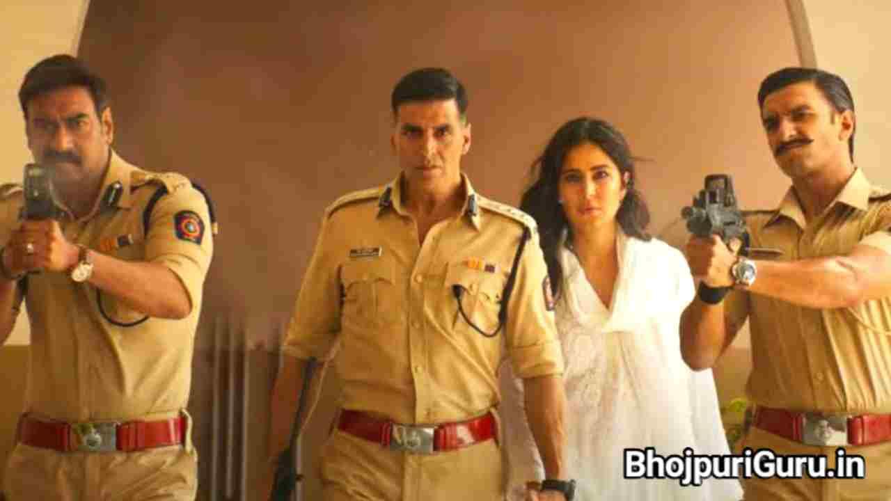 Sooryavanshi Hindi Movie Release Date