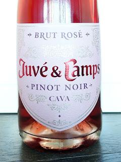Juve y Camps Pinot Noir Brut Rosé Cava