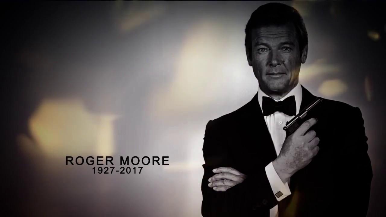 Lendas de Hollywood: ROGER MOORE (1927-2017)