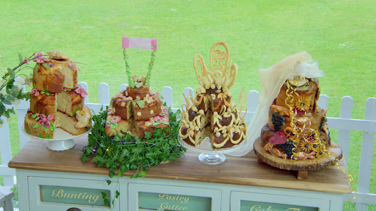 3. The Great British Baking Show