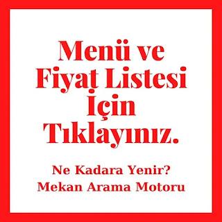 midyeci ahmet mecidiyeköy istanbul menü fiyat listesi kokoreç siparişi