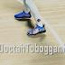 "NBA 2K22 Nike PG 4 ""Jimmy Neutron"" (Tyrese Haliburton) Shoes by doctabogganMD"