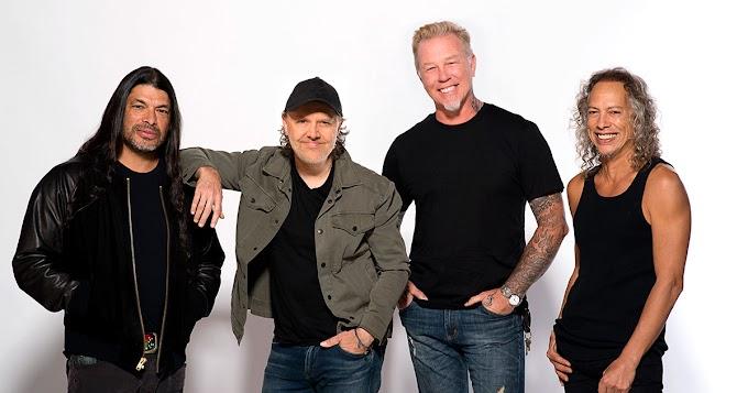 ¡Ya hay fecha para Metallica en Chile este 2022!