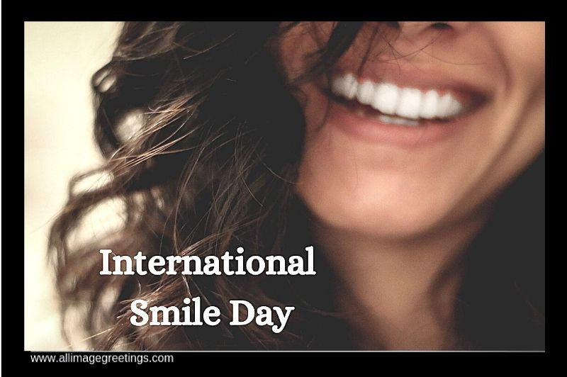 happy smile day wishes