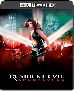 Resident Evil: Apocalypse [2004] [UHD] [Latino]