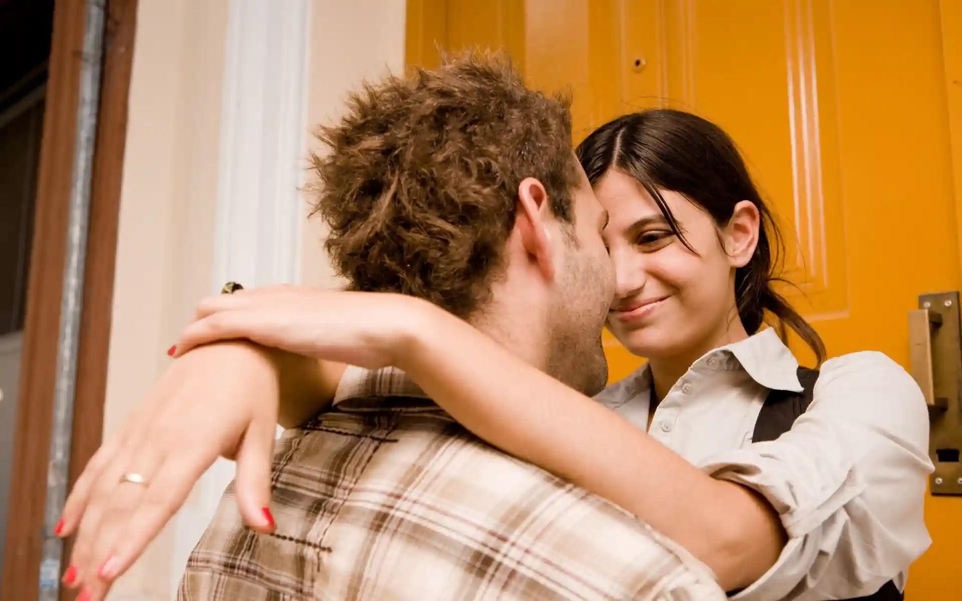 cute romantic couple image
