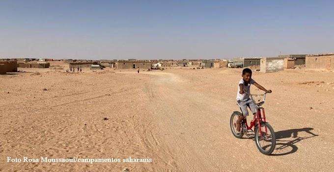 """''La situación de los refugiados saharauis es complicada: La guerra y la Covid han tenido su impacto"""""""